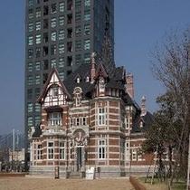 【門司港】国際友好記念図書館(昼)(お車で20分)