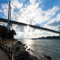 【門司港】関門橋(近)(お車で30分)