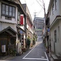 【門司港】裏路地3(お車で20分)