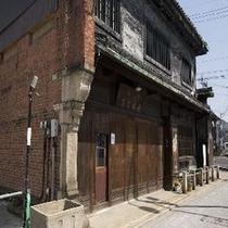 【門司港】旧岩田酒店(お車で20分)