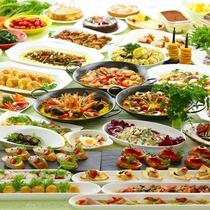 【夕食ビュッフェ】5月~彩り豊かなスパニッシュフェア!