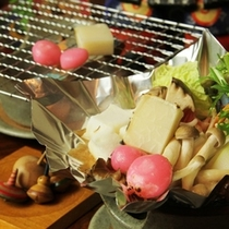 料理-道祖神鍋