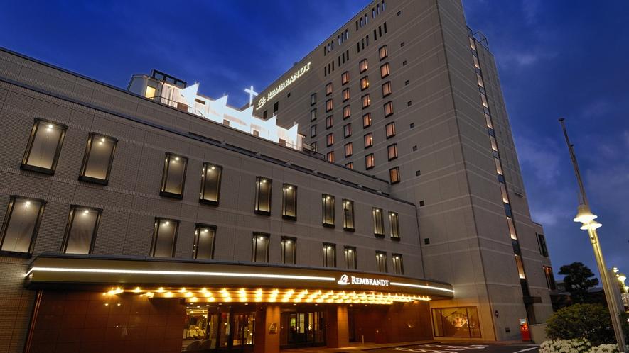 レンブラントホテル厚木(外観)