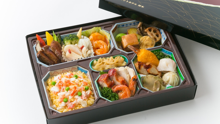 中華お弁当(一例)