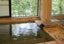 【大浴場】青梅石神温泉
