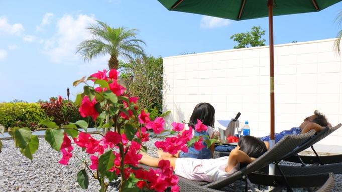 【朝食付プラン】専用ガーデンで最高の景色を眺めながら、贅沢な朝を
