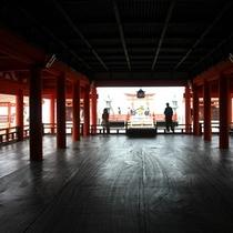 厳島神社祓殿_★