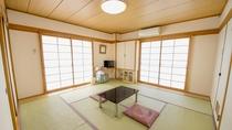 ・【和室一例】シンプルな畳のお部屋