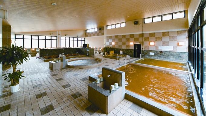 ■嬉しい特典!貸切風呂1回付き■カップル・ファミリーに♪9種類から選べる家族湯