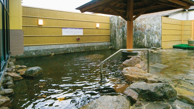 ≪WEB限定!連泊割引≫3連泊以上がお得!湯治気分で琥珀色の天然温泉を満喫