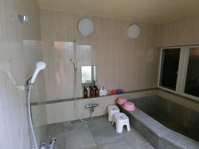 貸切内風呂 温泉