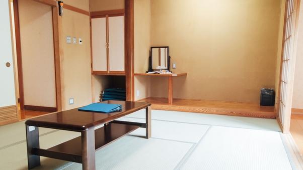 【10畳和室】季節ごとの景色を望むゆったり和室
