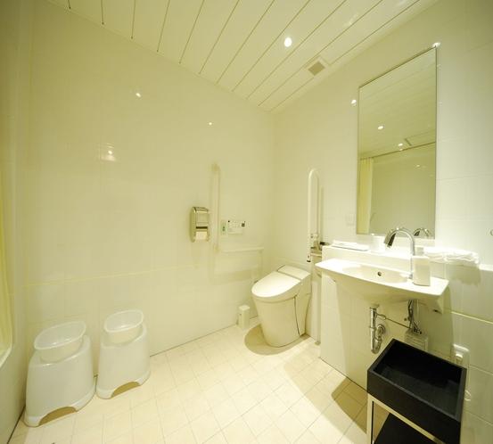 ユニバーサルツイン バスルーム