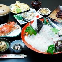 海鮮料理~お気軽コース~