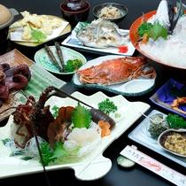 海鮮料理~満載コース~