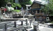 初夏の源泉「麻釜(おがま)」
