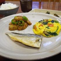 *【朝食一例】体に優しい味付けの和朝食をご用意します。