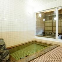 *【温泉】校長室があった場所は、お風呂になりました。