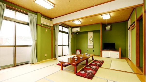 昔ながらの寛ぎ和室7.5畳(2-4名)