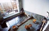 貸切岩風呂