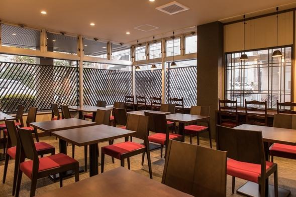 【令和元年6月8日リニューアルオープン!】全室シモンズ社製ベット完備 和朝食付プラン