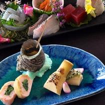 """高級常陸牛""""すきやき""""&海鮮料理のよくばりプラン!"""