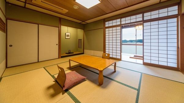 7月17日〜全室禁煙【新秋亭】和室/2階:10畳◆広間食