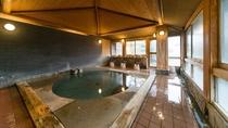 1階露天風呂「千年の湯」内湯
