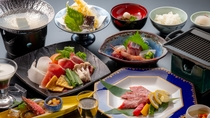 (通年)シニアチョイスプラン(オレイン55)料理イメージ