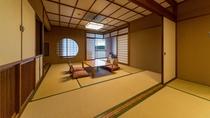 新秋亭(2階/10畳+6畳二間)部屋一例
