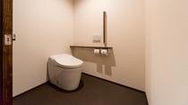 源泉掛け流し風呂付客室付トイレ