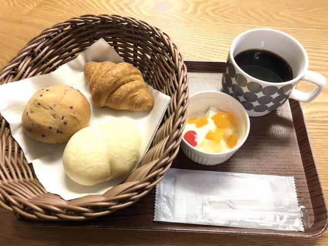 朝食イメージです