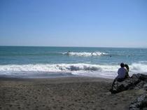 ジャンの浜のサーフィンスポット