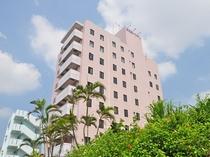【宮古第一ホテル】宮古空港より車で15分、平良港より車で3分の便利な立地です♪