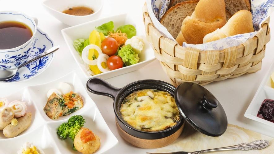 ・朝食+洋食ご飯+1100円(税込み)