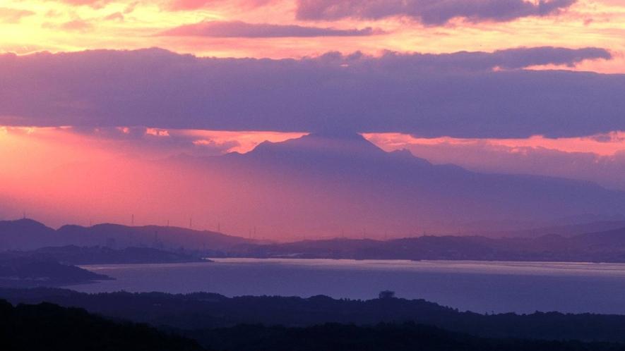 ・眺め‗出雲富士大山