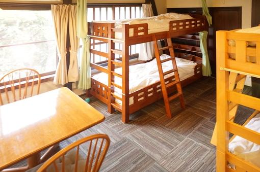 プライベート2〜4人部屋