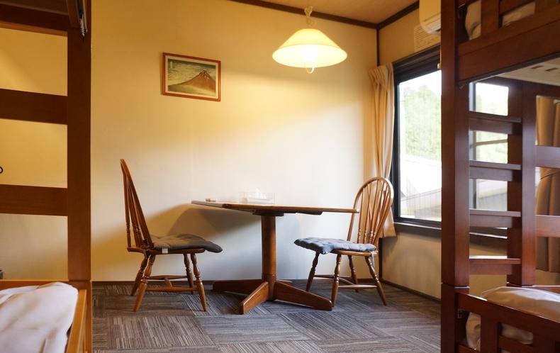 プライベート2~4人部屋 Economy room for 2-4 persons02