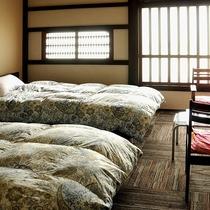 ツインルーム Twin room