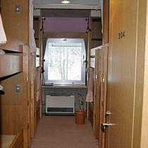 *客室一例/スキーイヤーズ◇2段ベッドの室内はウッディな造り。