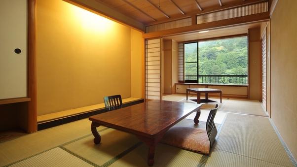 【禁煙】標準客室◆和室10畳(バストイレ付)