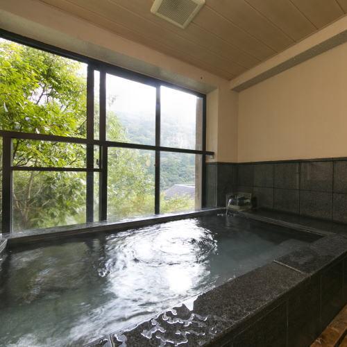 貸切風呂(香草の湯)