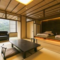 【禁煙】コンフォートモダン60平米◆和室10畳+ベットルーム