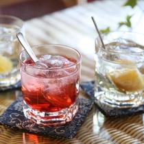 果実酢ジュース