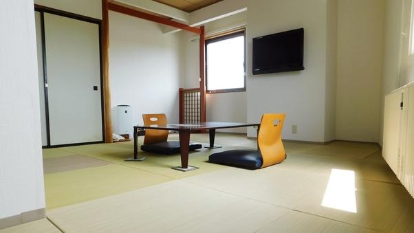 【禁煙】和室8畳(バストイレ付)