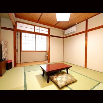 別館和室8畳、洗浄機能付きトイレ・洗面所付 禁煙 WiFi