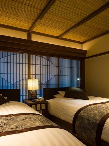 遊季亭ベッドルーム2