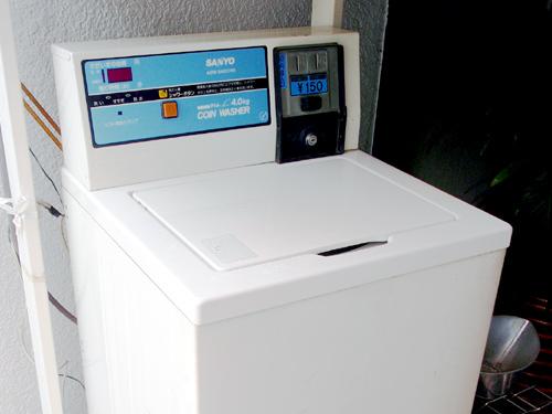 コインランドリー(洗濯機)