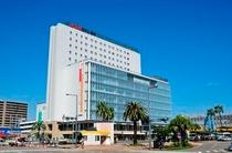 【外観】 JR九州ホテル宮崎は8階〜14階