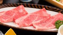 福島県産黒毛和牛すき鍋 ※イメージ